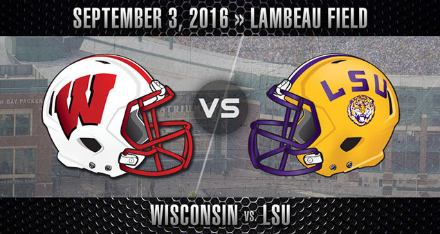 Badgers take on LSU